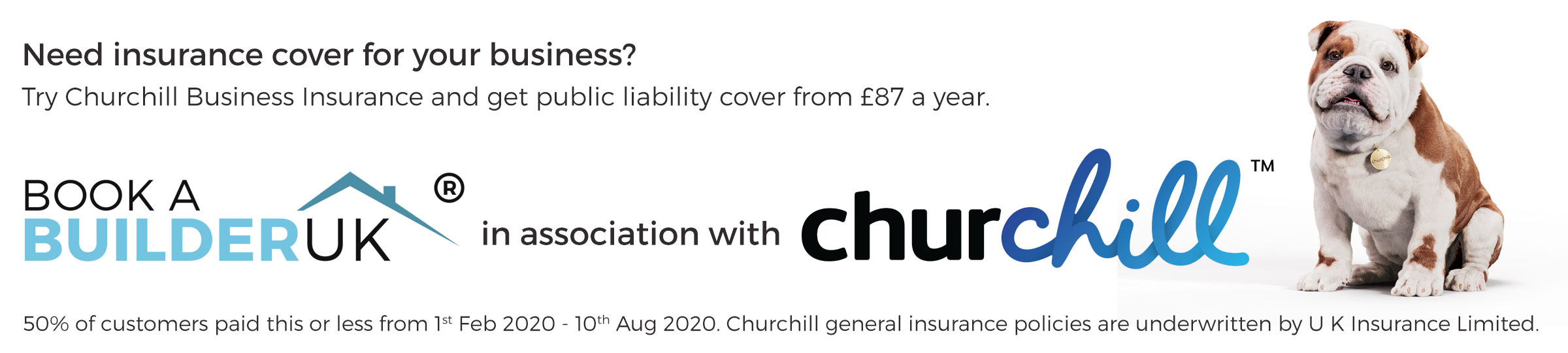 Trades Insurance by Churchill