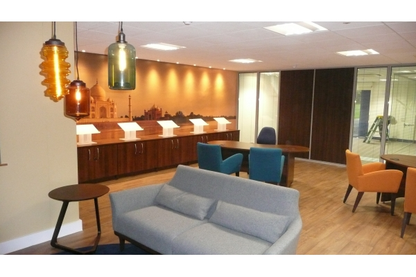Book a builder uk office design works ltd profile for Office design works