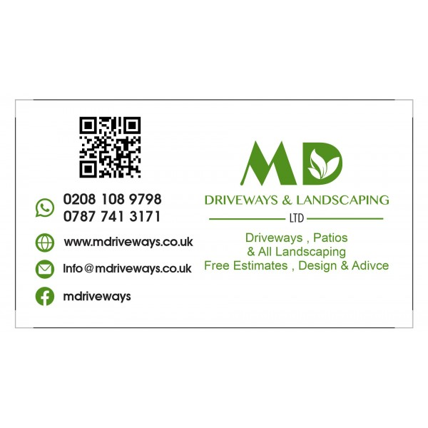 MD Driveways & Landscaping
