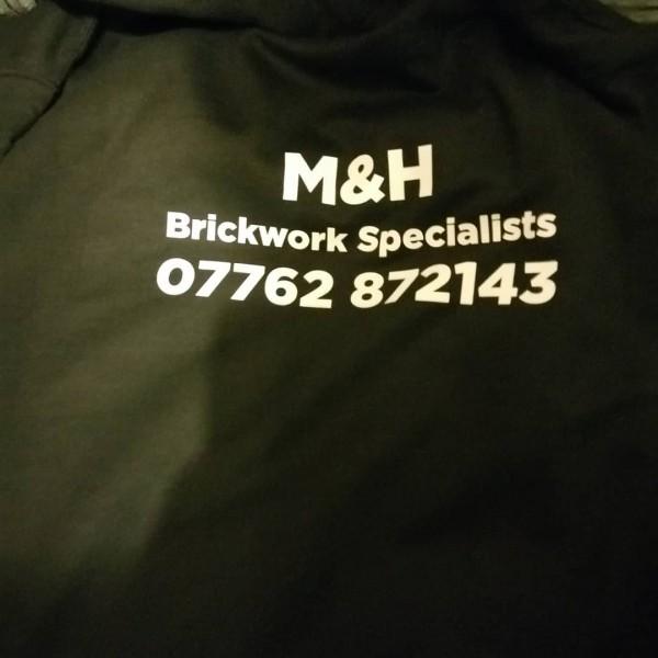 M&h Brickwork Specialist
