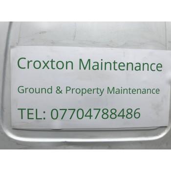 Croxton maintanence