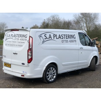 S.A plastering