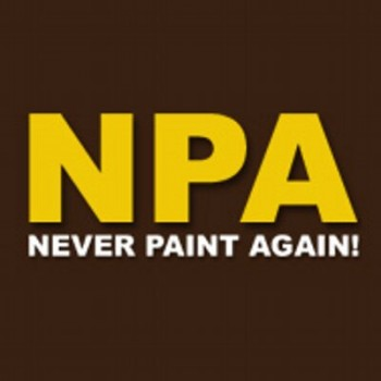 The never paint again wall coating Co.