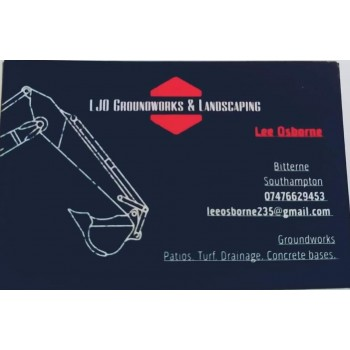 LJO GROUNDWORKS & LANDSCAPING