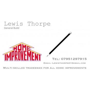 Lewis Thorpe General  Build