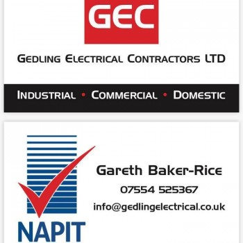 Gedling Electrical Contractors Ltd