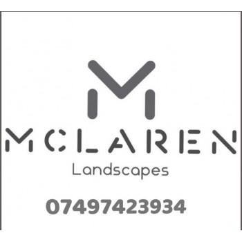 McLaren landscapes