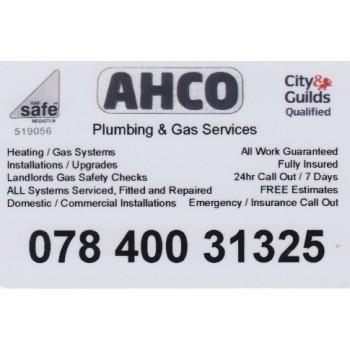 AHCO Plumbing and Gas