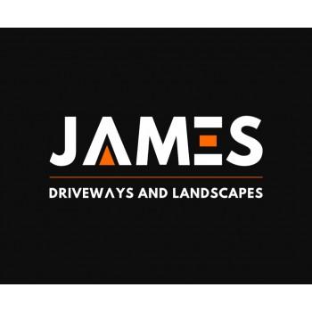 James driveways and landscapes