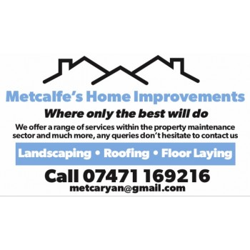 Metcalfes home improvements
