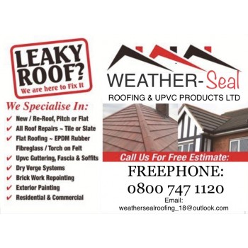 WEATHERSEAL ROOFING & UPVC PRODUCTS LTD