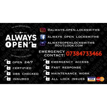 Always Open Locksmith