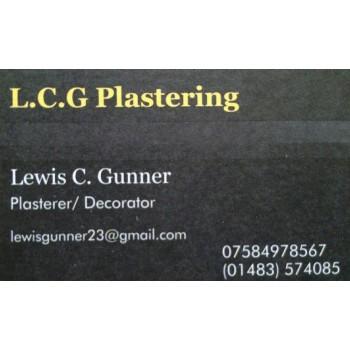 L.C.G Plastering