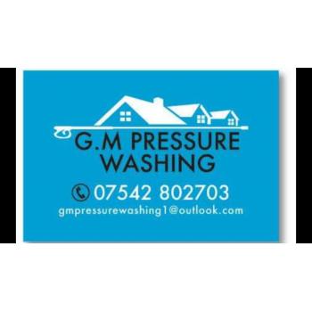 Gm pressure washing