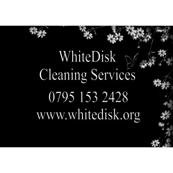 WhiteDisk Cleaning Services