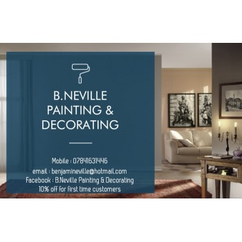 B.NEVILLE PAINTING & DECORATING
