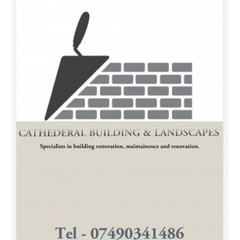 Cathedral Building & Landscaping