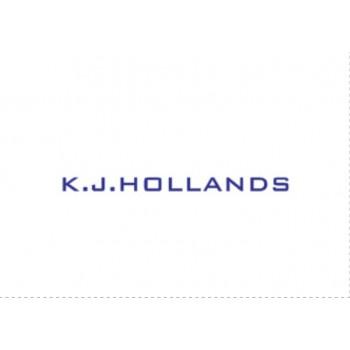 K.J.HOLLANDS
