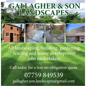 Gallagher and Son Landscapes