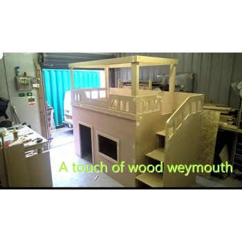 A touch of wood Weymouth