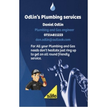 Odlin's Plumbing services