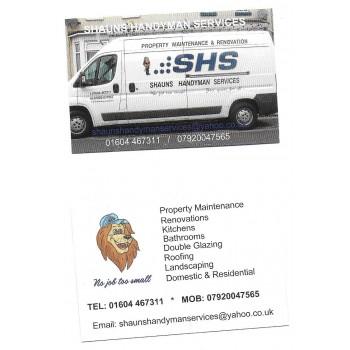 shauns handyman services