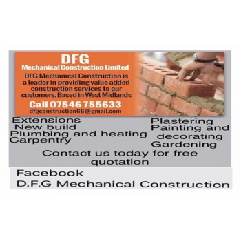 DFG MECHANICAL CONSTRUCTION LIMITED