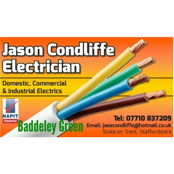 JASON CONDLIFFE ELECTRICAL SERVICES