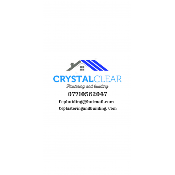 Crystal clear plastering and building