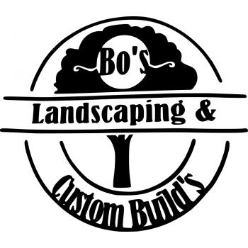 Bo's landscaping & custom builds