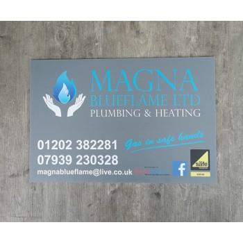 Magna Blueflame Ltd
