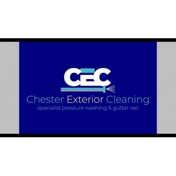 Chester exterior cleaning