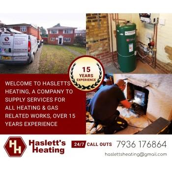 Haslett's Heating