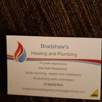 Bradshaws heating and plumbing