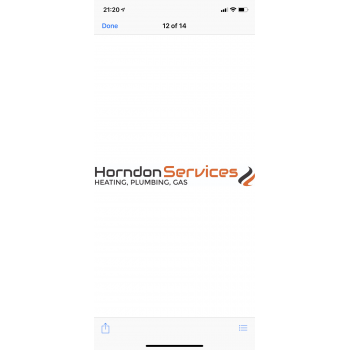 Horndon Services Limited