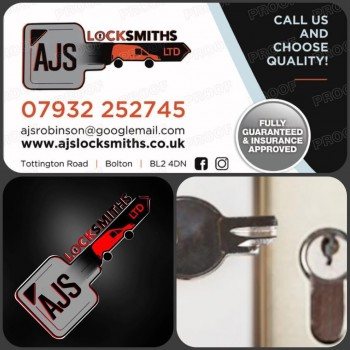 AJS Locksmiths Ltd