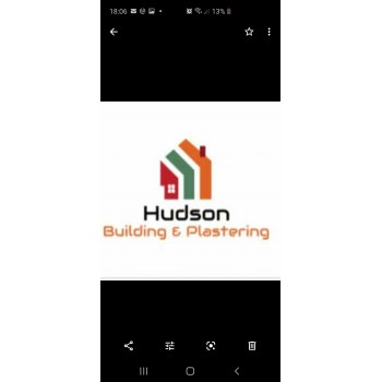 Hudson building and plastering