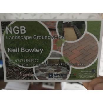 N g b landscape groundwork's