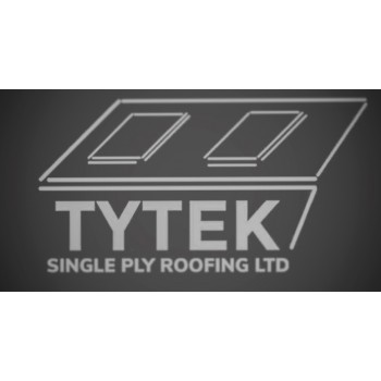 Tytek single ply roofing