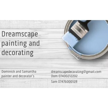 Dreamscape painting and decorating