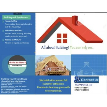 Thrifty Builders and Contractors Ltd