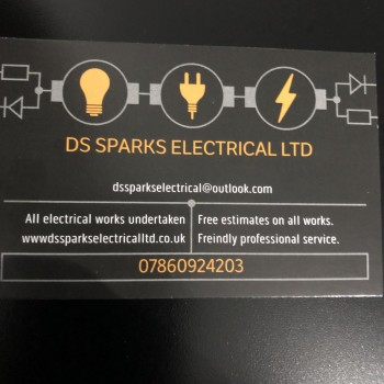Ds sparks electrical ltd.