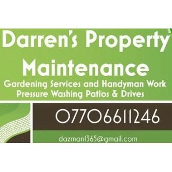 Darrens Garden & Property Maintenance