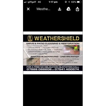 Weathershield roofing and pressure cleaning