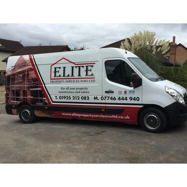 Elite  Property Services {NW} Ltd