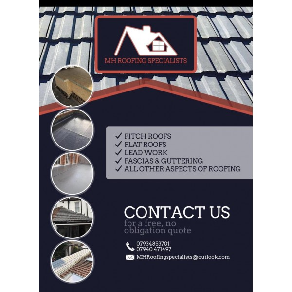 MHRoofing Specialist