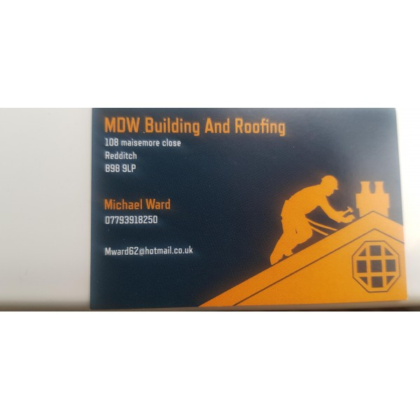 M D W Building& Roofing