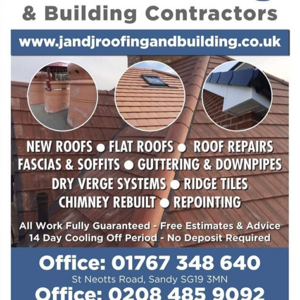 J & J Roofing And Building Contractors