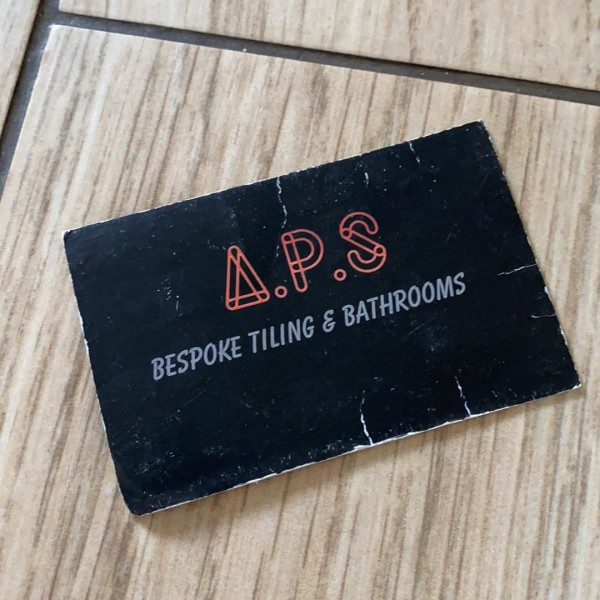 A.P.S Bespoke Tiling Bathrooms & Kitchens