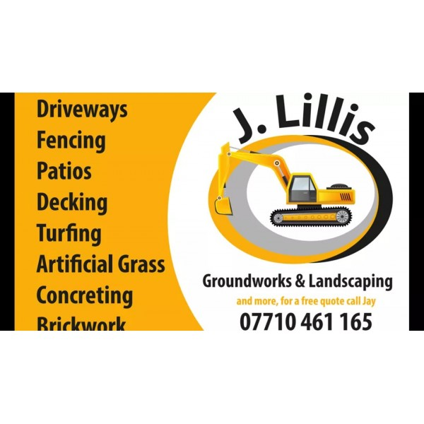 J Lillis Groundwork And Landscaping